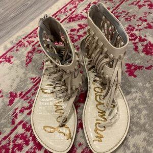 Sam Edelman 'Griffen' Fringe Sandal size 8.5